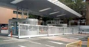 Commercial Telescopic Sliding Gates